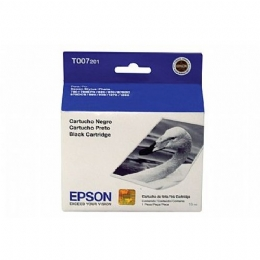 CARTUCHO EPSON TO.07201 PRETO - MULTILASER - 681