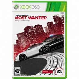 JOGO P/ X-BOX NEED FOR SPEED: MOST WANTED - 23700