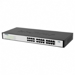 HUB-SWITCH 24 PORTAS 10/100MB - 18449