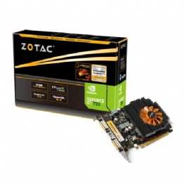 PLACA DE VIDEO 4GB DDR3 GT730 - 24107