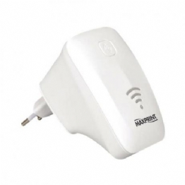 REPETIDOR WIRELESS 300MPS MAXLINK300B BRANCO - 24141
