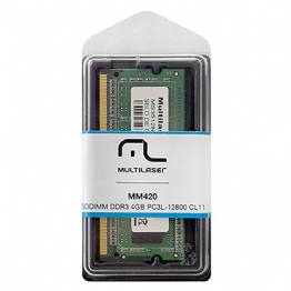 MEMORIA DDR3 4.0GB 1600 P/NOTE - 23659