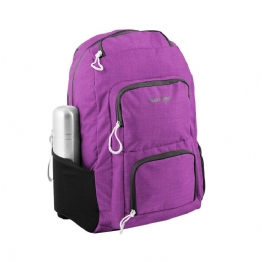 MOCHILA P/ NOTEBOOK HAPPY ROXO 15.6 - 24156