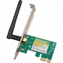 Placa de Rede Wireless TP-Link TL-WN781ND - 150Mbps - PCI-E - 19159