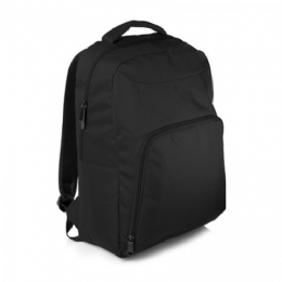 MOCHILA P/NOTE COLLEGE NYLON PRETO - 21547