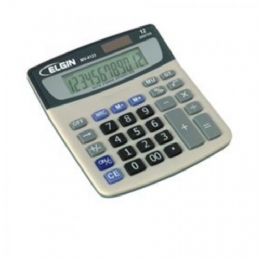 CALCULADORA ELGIN MV-4123 - 21664