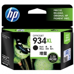 CARTUCHO 934XL C2P23AL PRETO - HP - 22536
