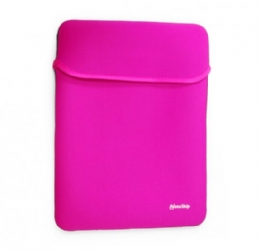 CASE P/NOTEBOOK 15.6 PRETO/ROSA - 23250