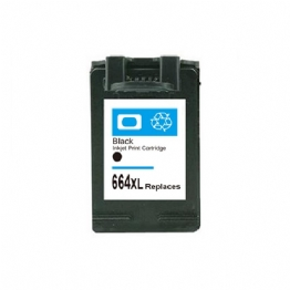 CARTUCHO COMPATIVEL HP 664XL PRETO - 24118
