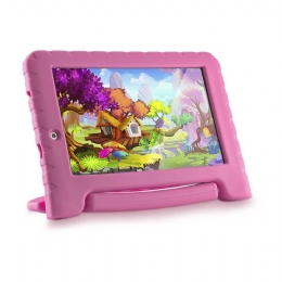 TABLET MULTILASER KID PAD PLUS ROSA - 25032