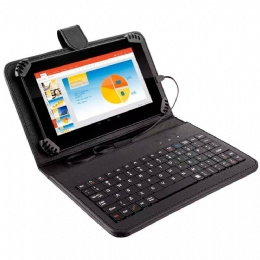 TABLET MULTILASER M7 PLUS PRETO C/TECLADO - 24778