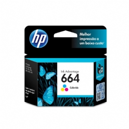 CARTUCHO HP 664 COLOR - 23132