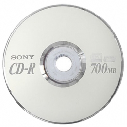 CD-R 700MB 80MIN AVULSO - 24268