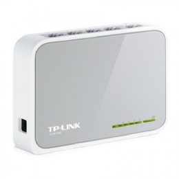 SWITCH 5 PORTAS TP-LINK 10/100 MBPS TL-SF1005D - 22872