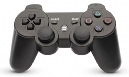 CONTROLE PS3 BLUETOOTH DUAL SHOCK - 23470