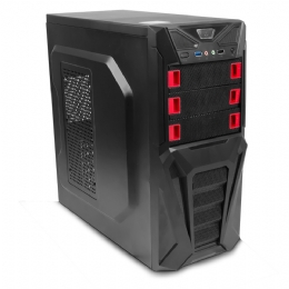 Gabinete C3 Tech GAME MT-G200 BK sem Fonte C3T - 23166