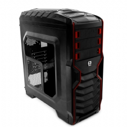 Gabinete C3 Tech GAME MT-G500 BK sem Fonte C3T - 23165