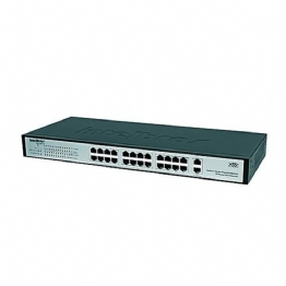 HUB-SWITCH 24 PORTAS 10/100MB - 22598