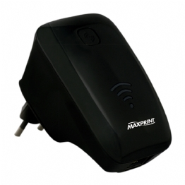 REPETIDOR WIRELESS 300MPS MAXLINK300B PRETO - 24142