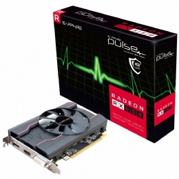 PLACA DE VIDEO RADEON 4GB DDR5 RX 550 - 25239