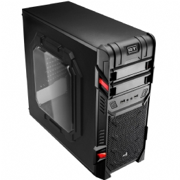 Gabinete Gamer AeroCool Mid Tower GT WINDOW EN58683 Preto - 24671