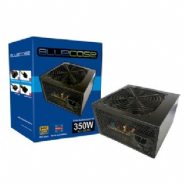 FONTE ATX 350W 24+4P REAL - BLUECASE - 24613