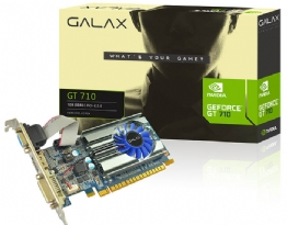 PLACA DE VIDEO 1GB DDR3 GT710 - 23834