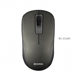 MOUSE USB CINZA - 26265