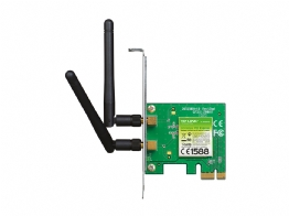 PLACA DE REDE WIRELESS 300MBPS - 23219