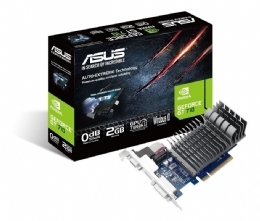 PLACA DE VIDEO 2GB DDR3 GT710 - 25634