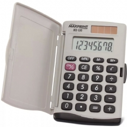 CALCULADORA MAXPRINT MX-C80 - 25005