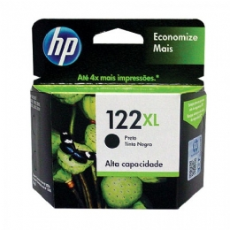 "CARTUCHO HP 122XL PRETO CH561HL - HP  <b> <b> - <font color=""#FF0000"">R$ 199,00 a vista</font></b> -  - 19033"
