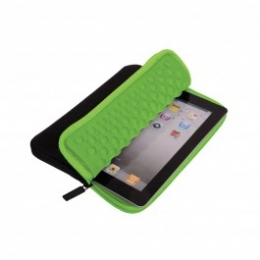 CASE BUBBLES P/ TABLET/NETBOOK 10´´ - 0551 VERDE - 22512