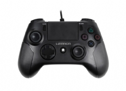 CONTROLE GAMER WARRIOR P/ PS3/PS4/PC - 25351