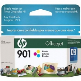 CARTUCHO COLOR 901 4ML CC656AL - HP - 17820