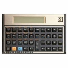CALCULADORA FINANCEIRA 12C GOLD - HP - 16959