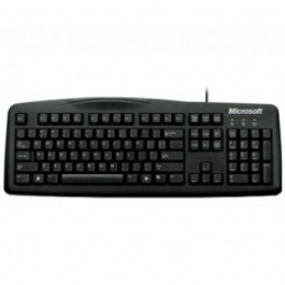 Teclado Microsoft Wired Key 200 USB - 19297