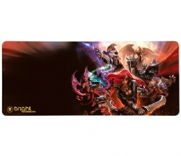 Mouse Pad Bright 0460 Gamer Big - 26164X