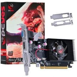 PLACA DE VIDEO PCI-EX  2GB DDR3  R5 230 - 25233