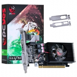 PLACA DE VIDEO PCI-EX 2GB DDR3  GT 730 - 25235