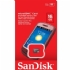 CARTAO DE MEMORIA MICRO SD 16GB + ADAPT
