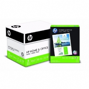 Papel Sulfite A4 210 x 297mm 75g/m² Caixa 10 Resmas HP Office
