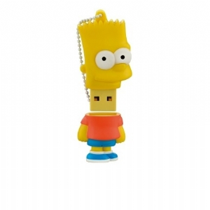 Pendrive Simpsons Bart 8GB Multilaser - PD071